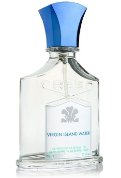 Virgin Island Water Creed