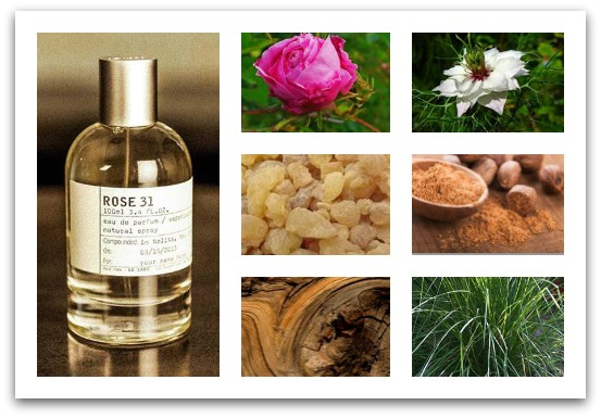 Rose 31 Le Labo Perfume Notes
