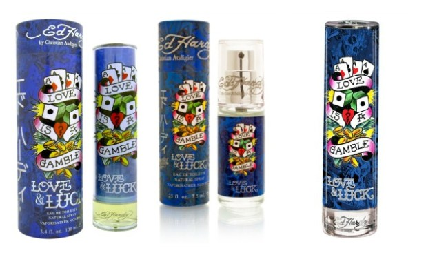 عطر إد هاردي لاف آند لاك Ed Hardy Love & Luck Men
