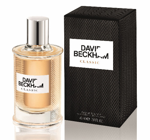 David Beckham Classic Bottle