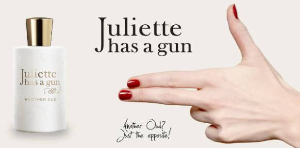 عطر جولييت هاز آقن آناذر عود Another Oud Juliette Has A Gun