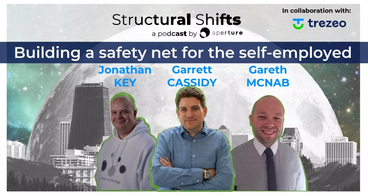 Future of Work: Building a safety net for the self-employed (#10)