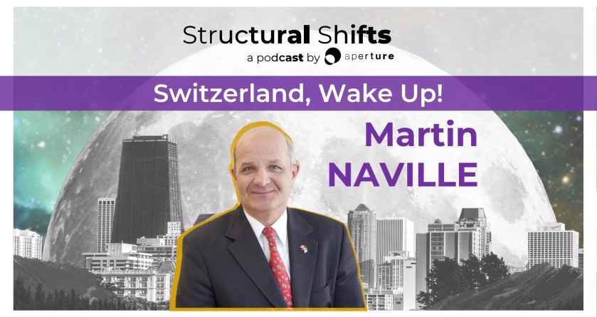 Switzerland, Wake Up! with Martin NAVILLE