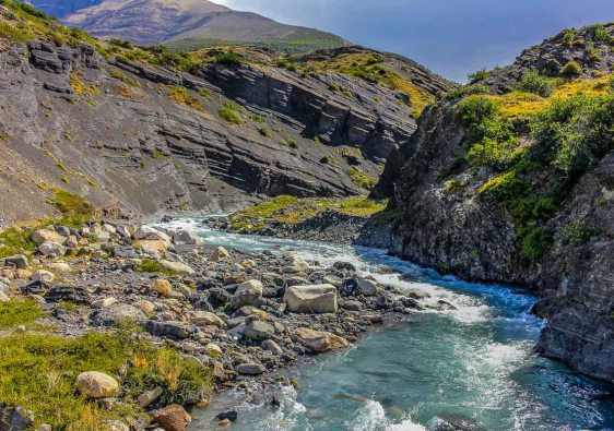 A River Runs Through It - Patagonia Chile