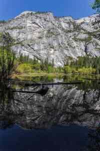 Mirror Lake Reflections