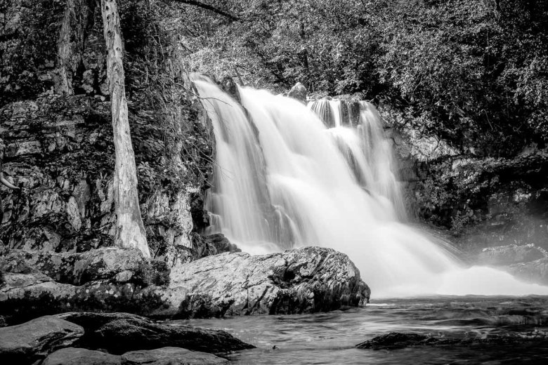 Abrams Falls - Townsend Tennessee