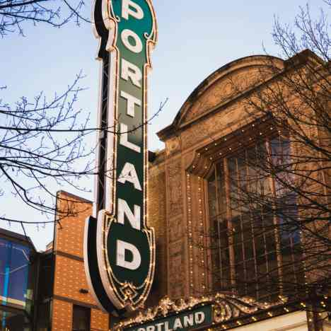 Travel destination Portland Center For Performing Arts