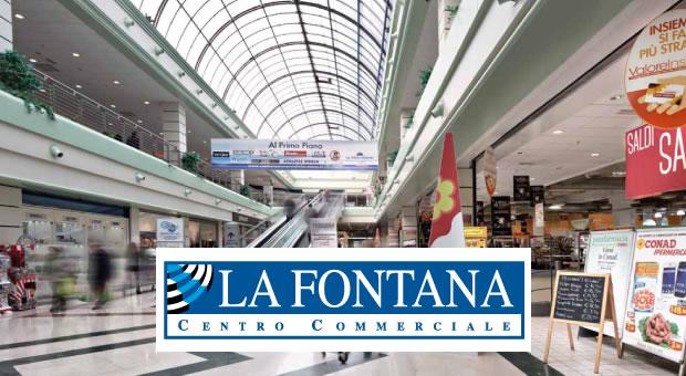 Centro Commerciale La Fontana Lanciano Aperture Centri