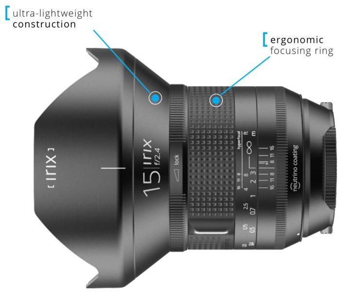 Irix 15mm - Firefly