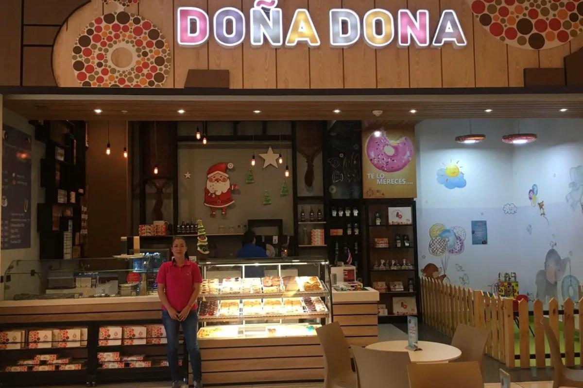 Doña Dona: Oportunidad de franquicia