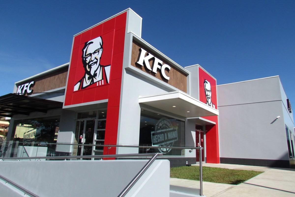 Con una inversión de $1,200,000 abre nuevo KFC
