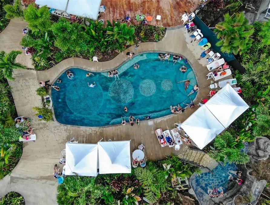 Kalambu Hot Springs se renueva e incorpora nuevas atracciones