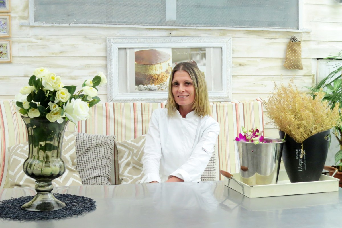 Patricia Richer abre las puertas de su cocina