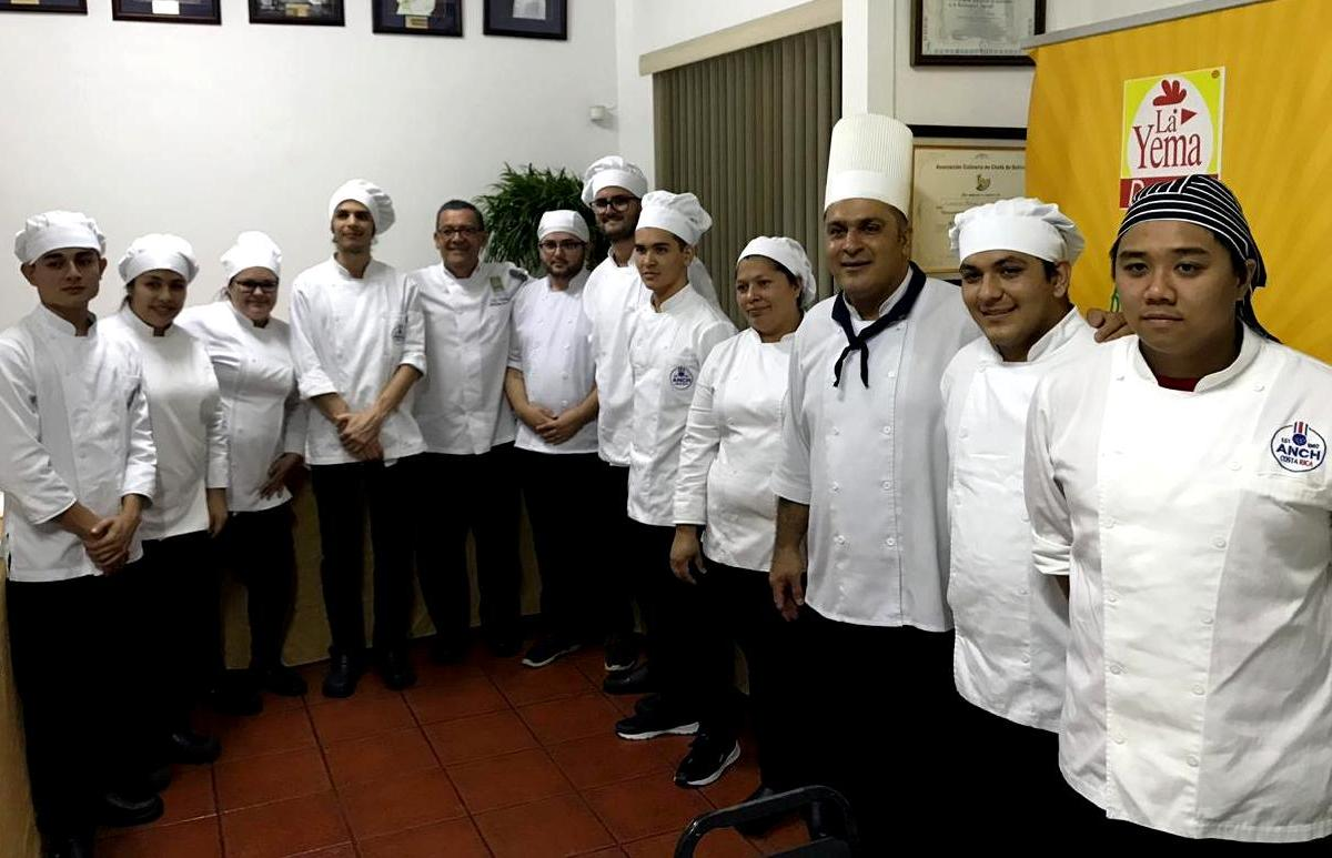 Programa de formación: Principios culinarios