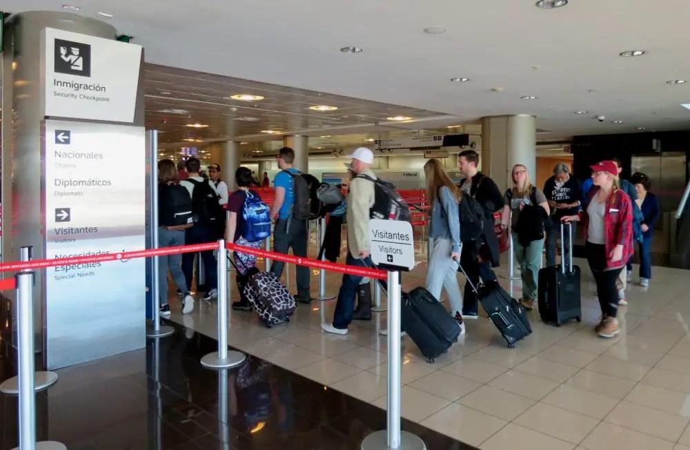 Llegadas internacionales crecieron 7,8 %