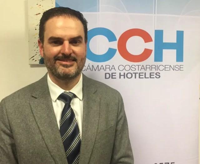 Javier Pacheco es el nuevo presidente de los hoteleros