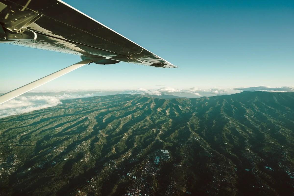 Puerto Jiménez y Tortuguero:  los destinos más populares en vuelos locales