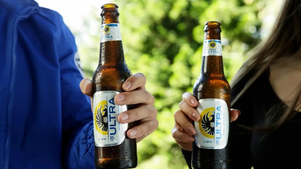 Cerveza Imperial Ultra recibe importante reconocimiento internacional