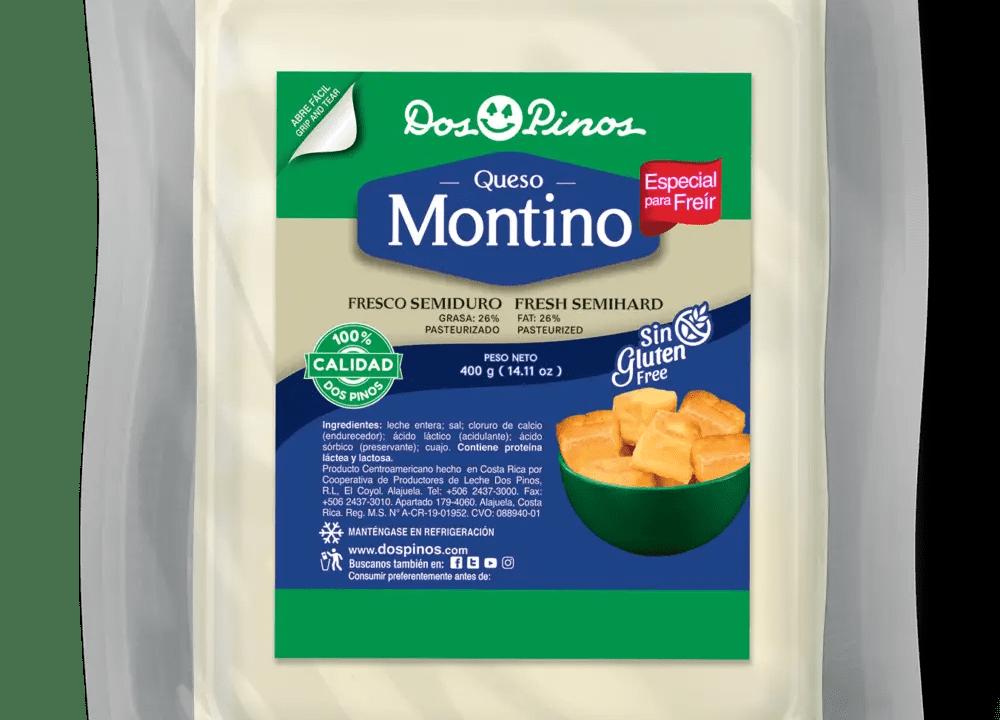 Nuevo queso libre de gluten