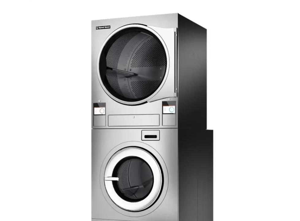 Centro de lavado para espacios pequeños