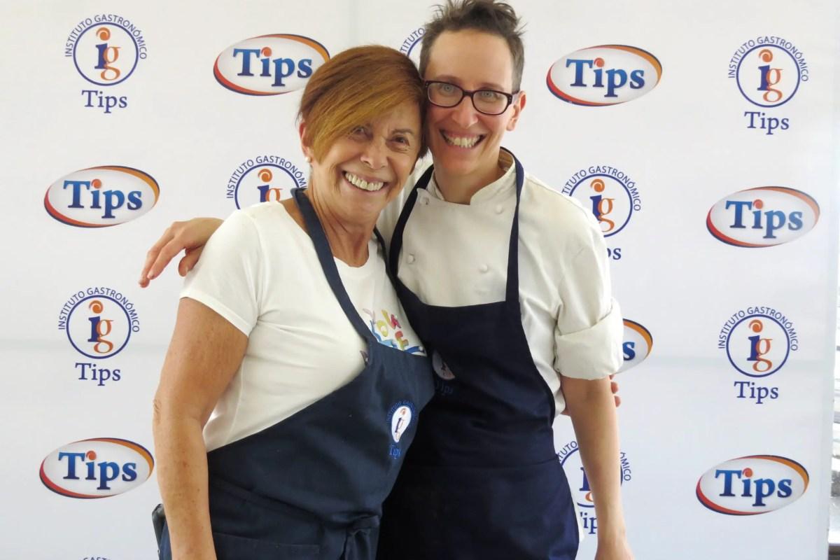 Chef internacional impartió cursos  de panadería y repostería en Tips