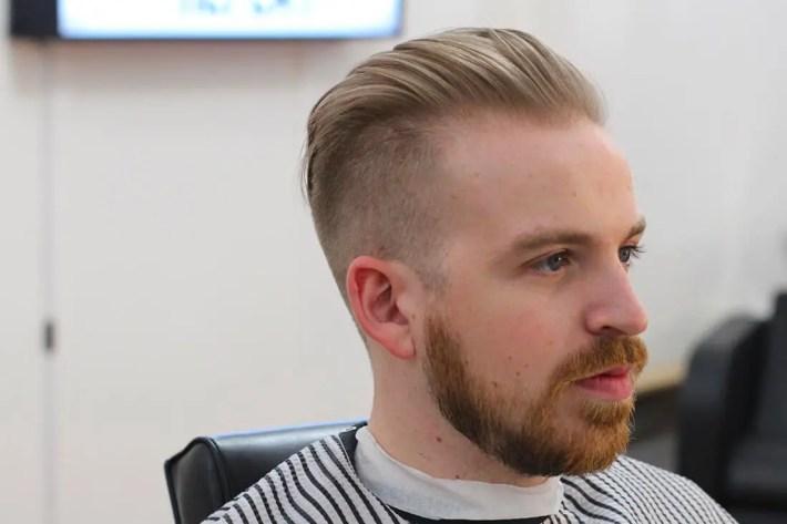 thinning hair and receding hair line advice - ape to gentleman