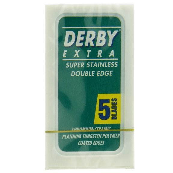 Derby-shaving-blades
