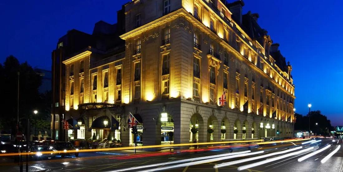 Geo F Trumper near The Ritz London