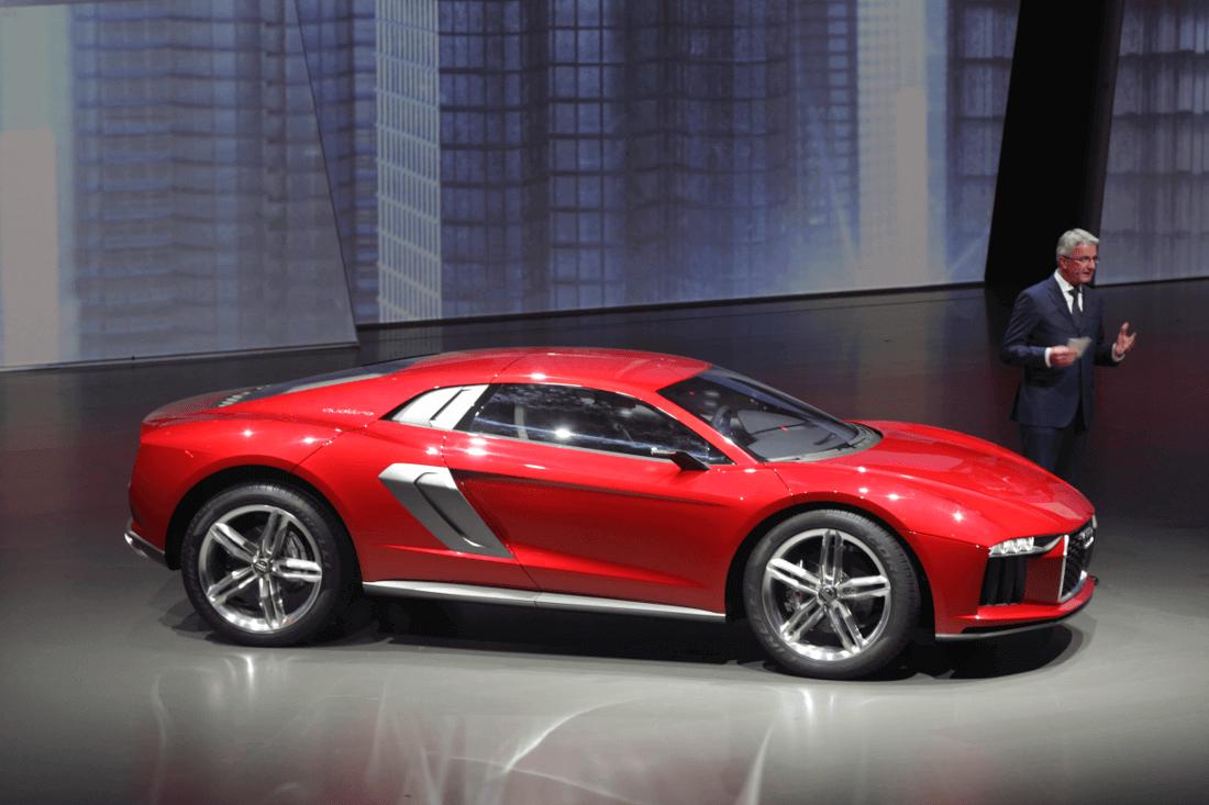 Audi nanuk quattro - Ape to Gentleman