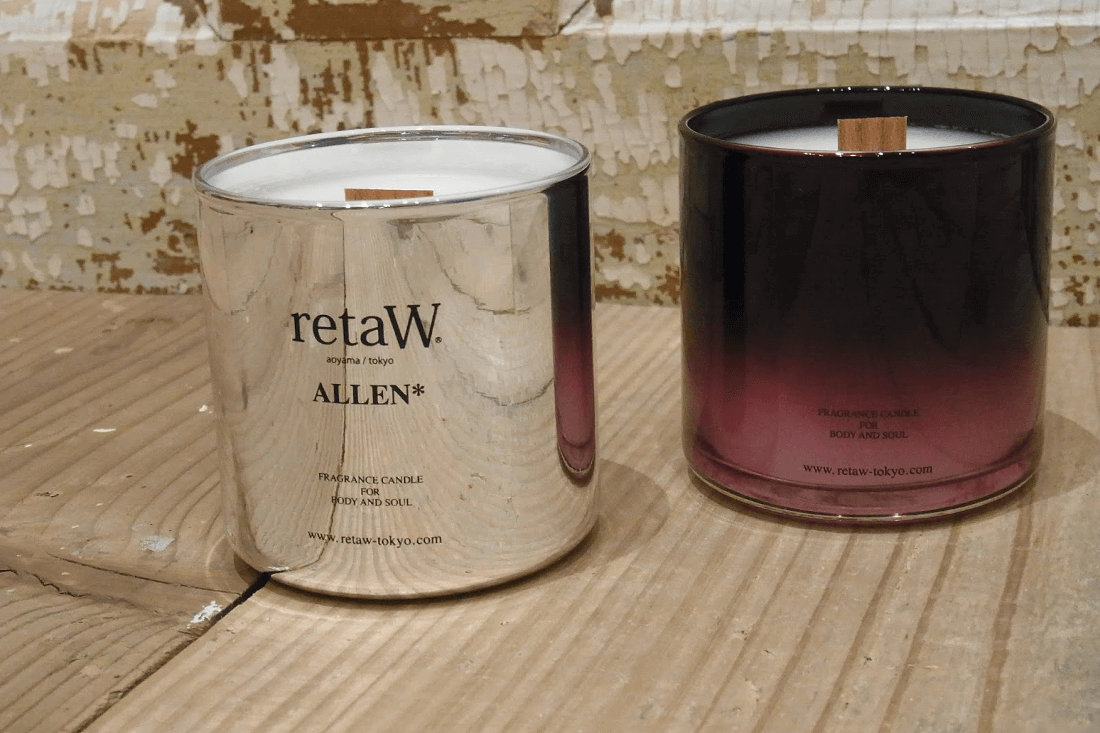retaW Limited Edition Candles - Ape to Gentleman