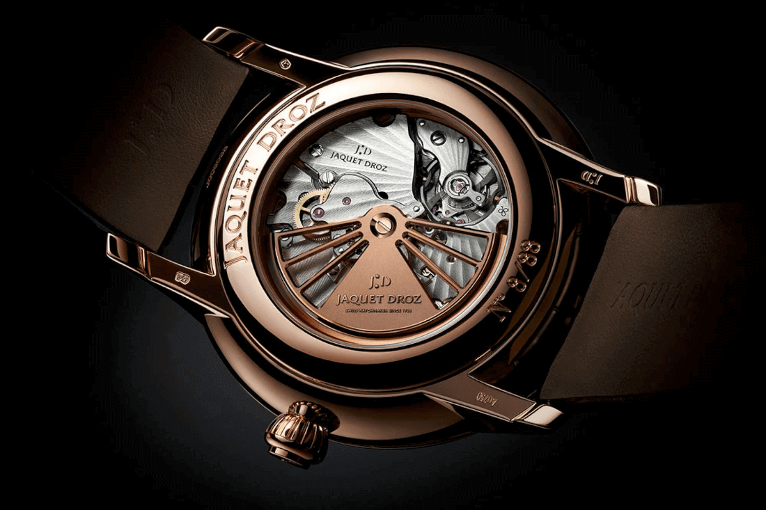 Jaquet Droz Watches - Ape to Gentleman