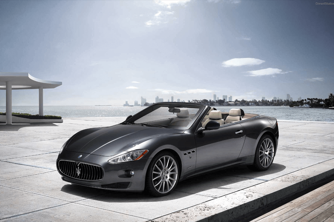 Behind The Wheel: Maserati GranCabrio - Ape to Gentleman