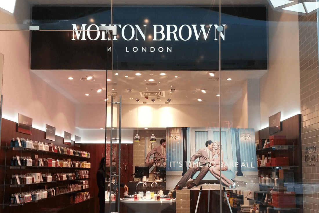 New Molton Brown Men's Collection - Ape to Gentleman