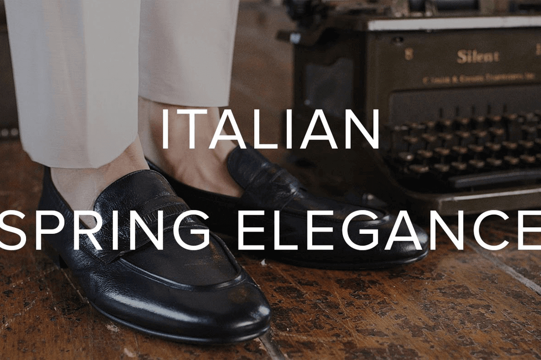 Zegna: The Style Sessions - Ape to Gentleman