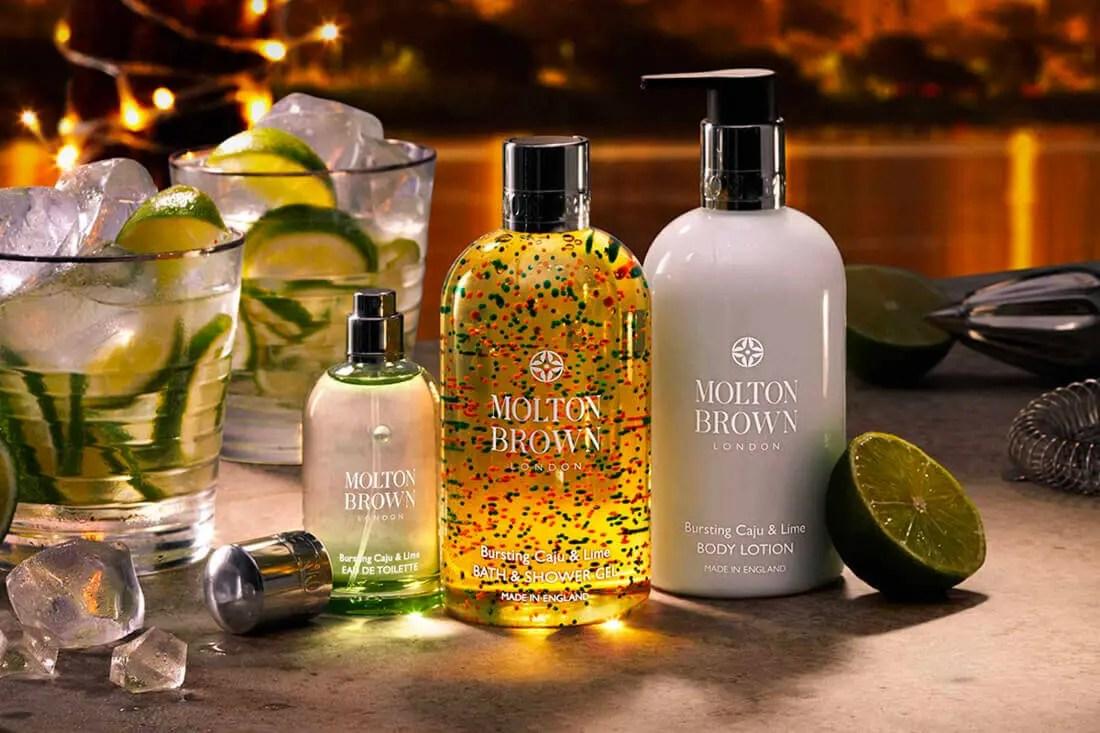 Molton Brown Caju & Lime - Ape to Gentleman