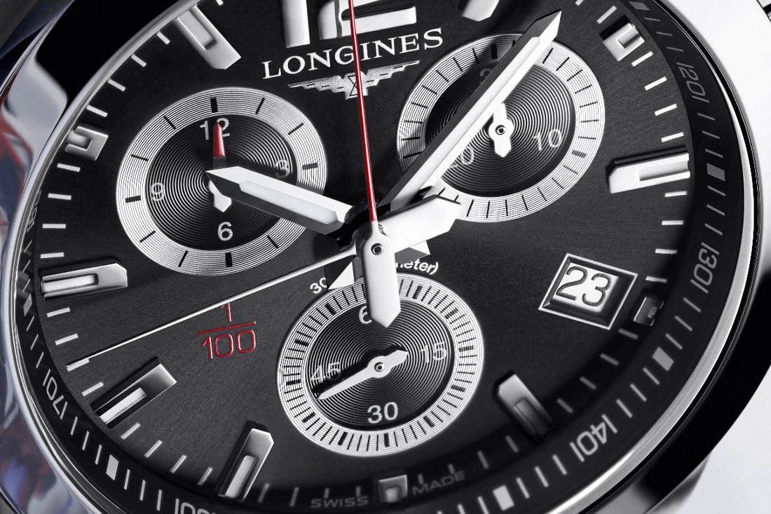 Longines Conquest - Ape to Gentleman