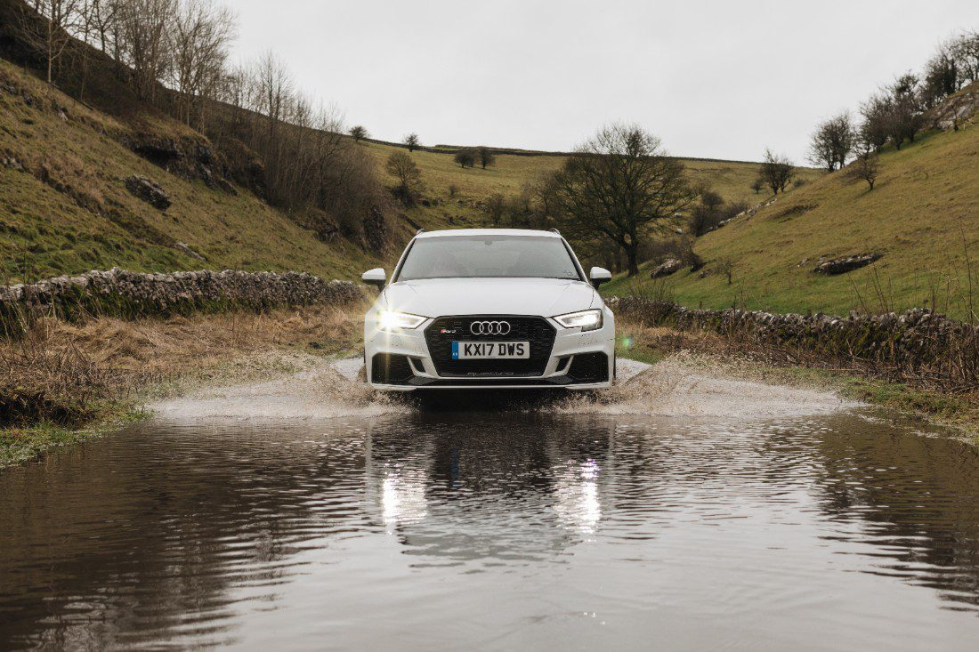 A week with the Audi RS 3 Sportback - Ape to Gentleman