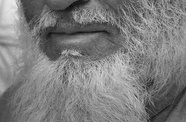 What does facial hair say about a man
