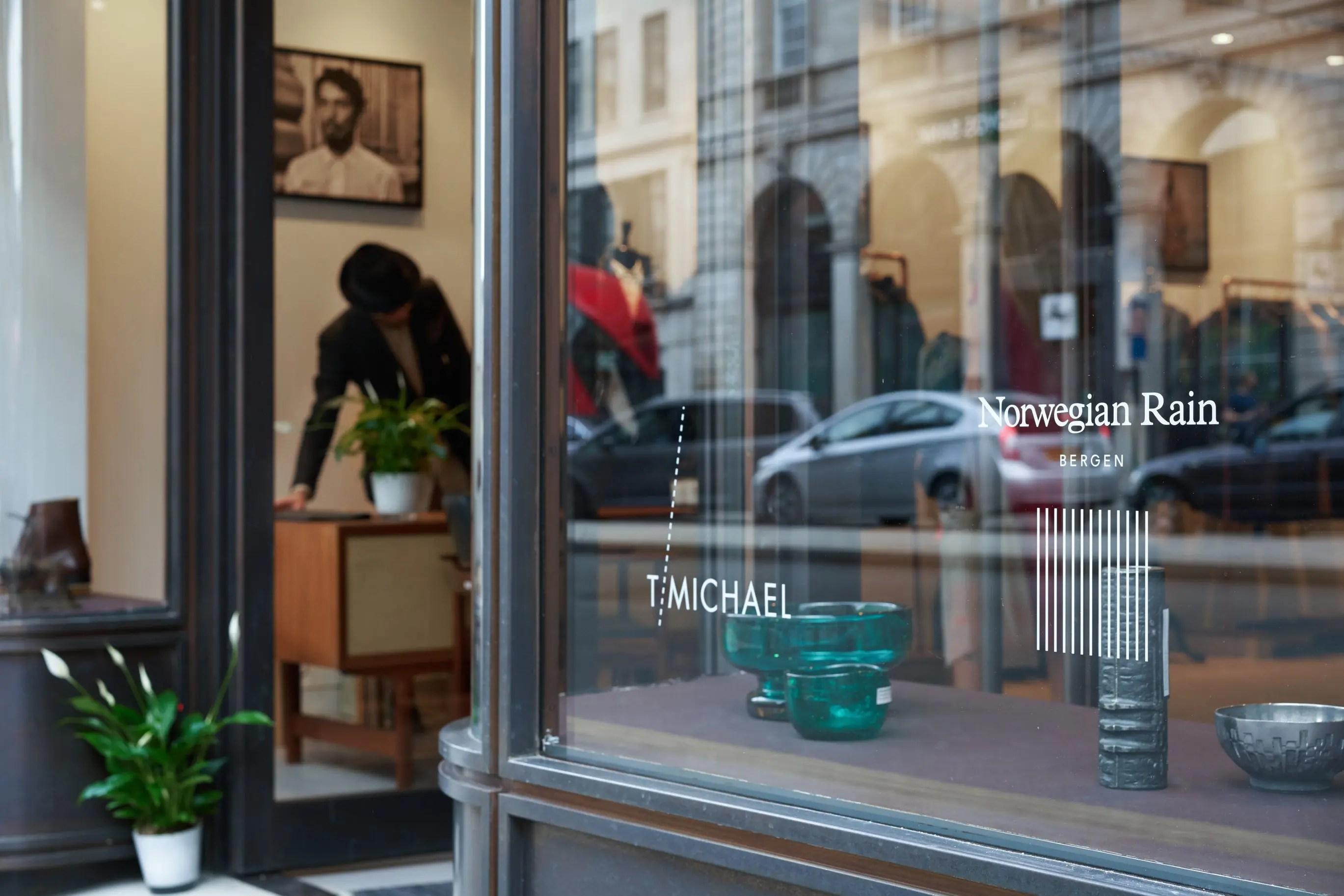 Norwegian Rain open Flagship Store in London - Ape to Gentleman