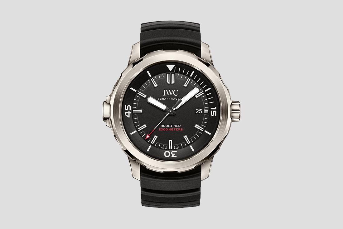 IWC Aquatimer Special Edition Watch - Ape to Gentleman