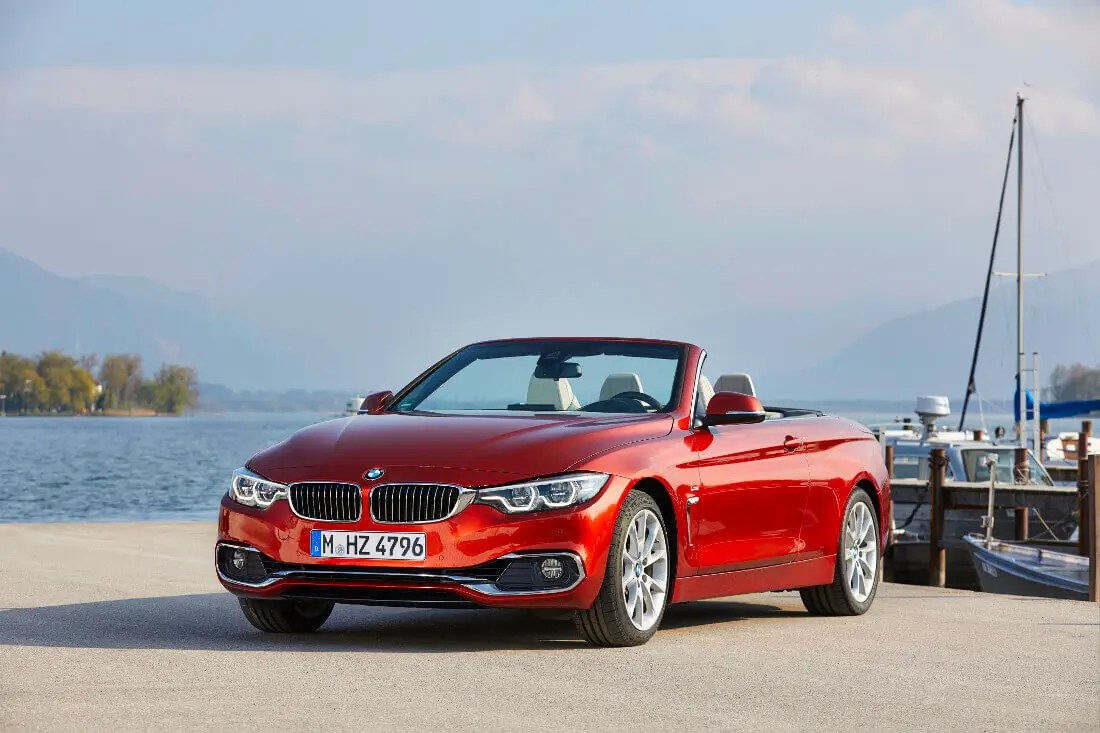 bmw 4 series convertible review ape to gentleman. Black Bedroom Furniture Sets. Home Design Ideas