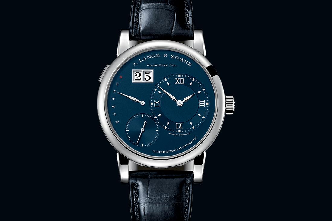 A. Lange & Söhne Blue Series Watches - Ape to Gentleman