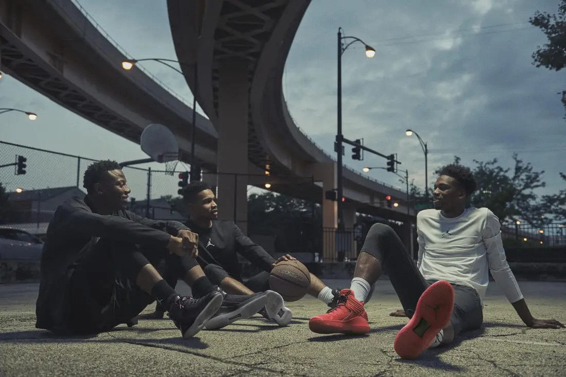 Nike Jordan - Holiday 2017 Collection - Ape to Gentleman