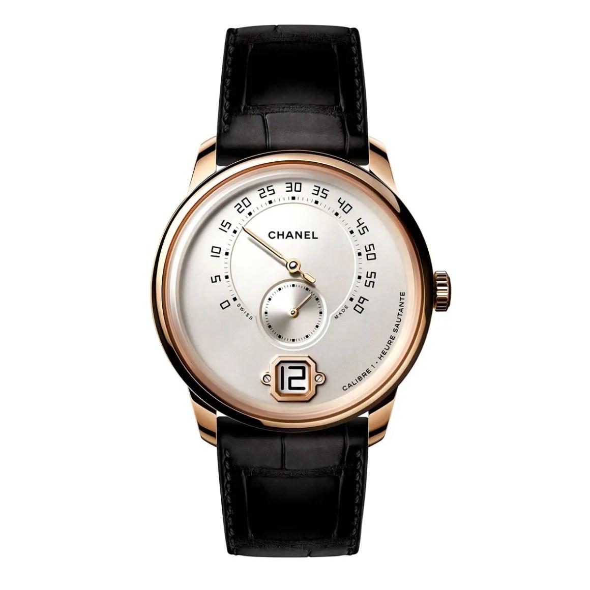 Chanel Monsieur Men's Fashion Watch