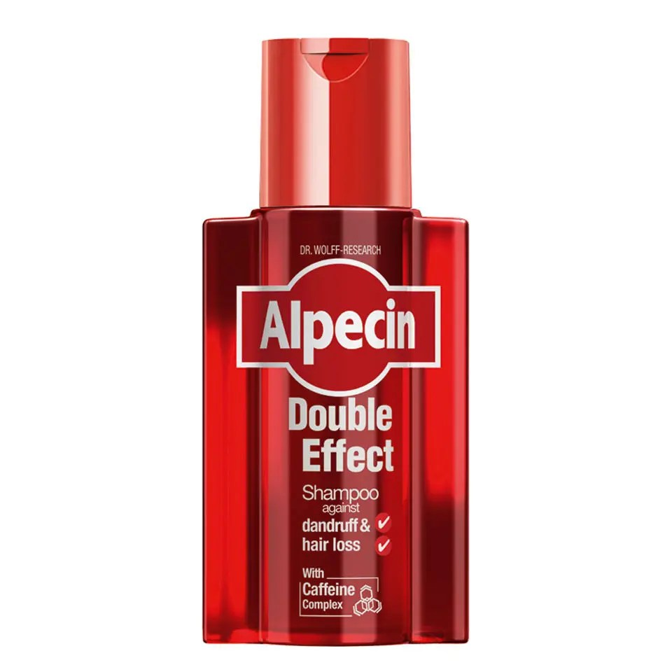 Alpecin Double Effect Shampoo