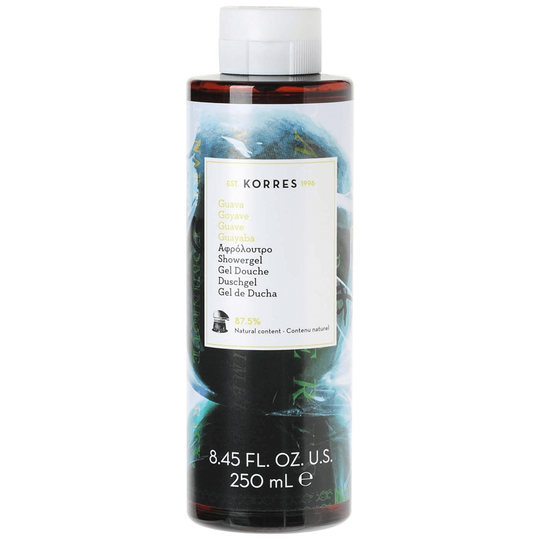 Mens Shower Gel - Korres Guava