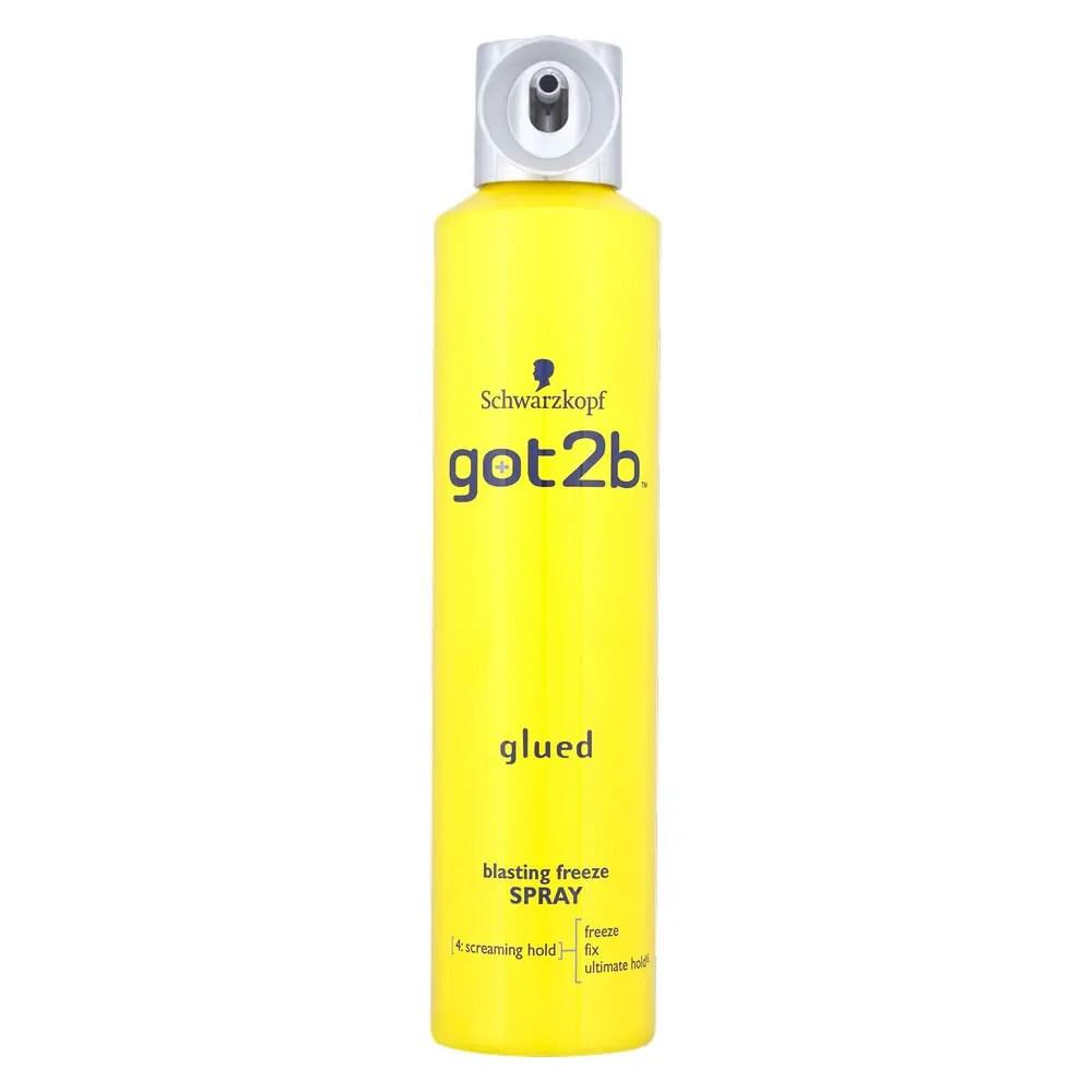 Schwarzkopf got2b Glued Blasting Freeze Spray