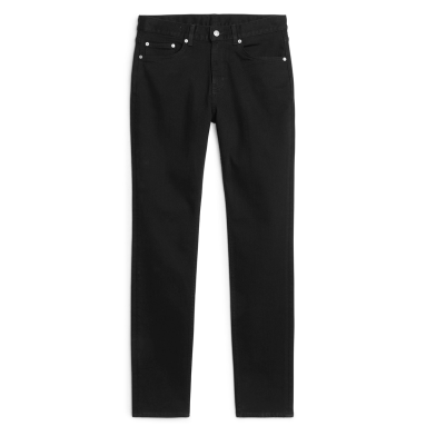 Arket-jeans-black