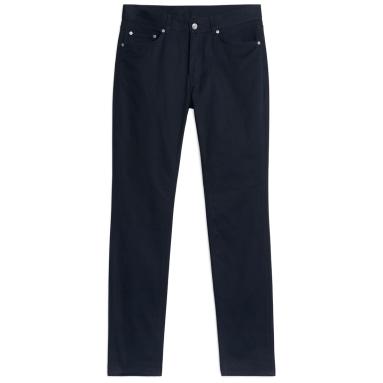 Arket-navy-jeans