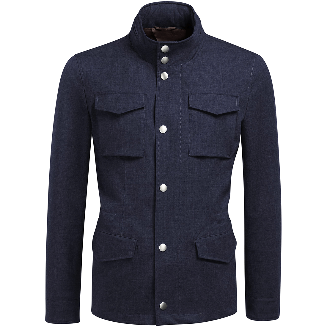 Blue Field Jacket Suitsupply